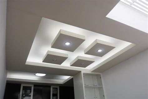 kumpulan contoh gambar plafon rumah minimalis modern dan the