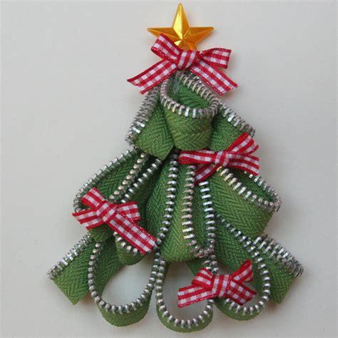 can you trim a christmas tree zipper trim tree tutorial