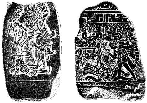imagenes de jeroglíficos olmecas escritura maya glifo del cocodrilo se lee ahin los mayas