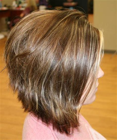 edgy a line hairstyles edgy razor cut a line bob side view hair pinterest