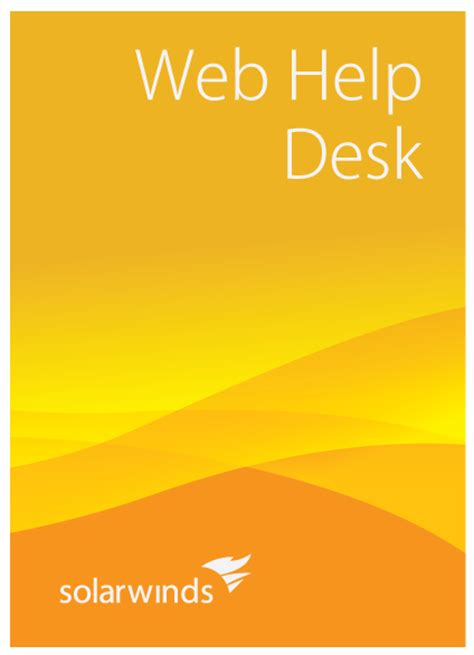solarwinds web help desk training course outline loop1