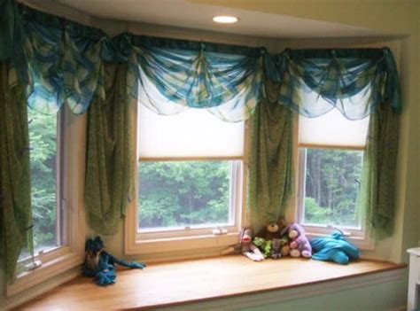 Bay Window Coverings 1000 Ideas About Picture Window Treatments On