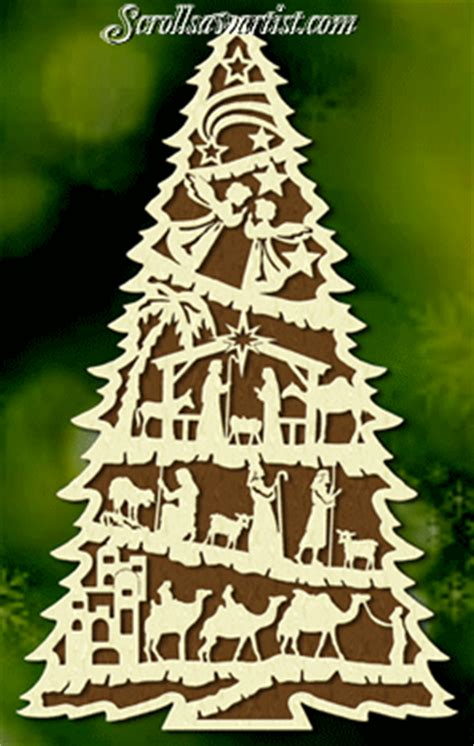 scroll saw patterns holidays christmas