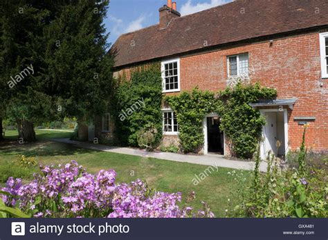 jane austen s house jane austen s house chawton hshire england stock photo royalty free image