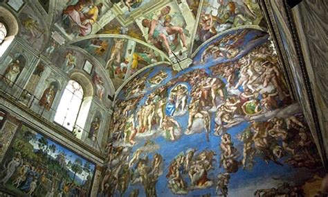 ingresso cappella sistina musei vaticani e cappella sistina fino a 37 groupon
