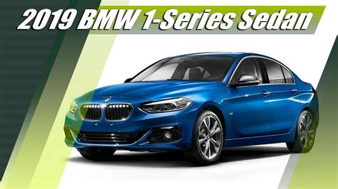 2019 Bmw 1 Series Sedan by 2019 Bmw 1 Series Sedan F52 Mexican Specs Overview