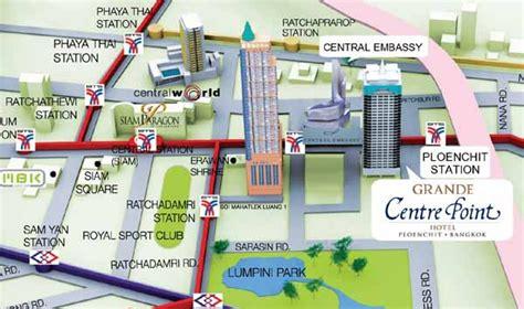 Bic Floor Plan 曼谷飯店 Grande Centre Point Ploenchit Hotel曼谷點中心菲奇隆飯店 捷運