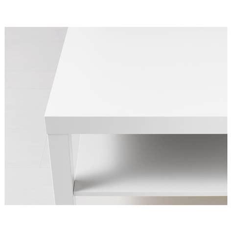 Ikea White Coffee Table Lack Coffee Table White 118x78 Cm Ikea