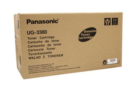 Toner Ug 3380 jual toner panasonic ug 3380 spesifikasi alat kantor dan peralatan kantor lainnya