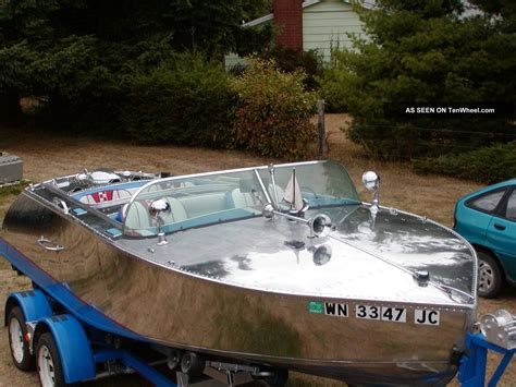 aluminum runabout boat for sale aluminum runabout google search vintage boats