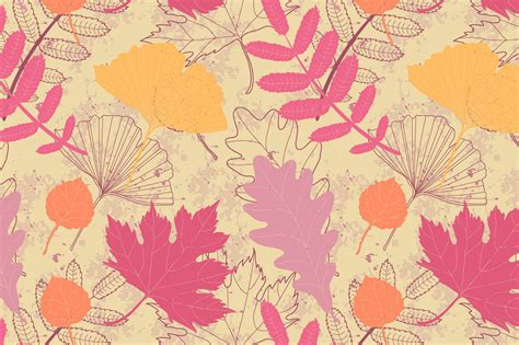 autumn pattern tumblr autumn leaves pattern2 pr o jpg 1379110822