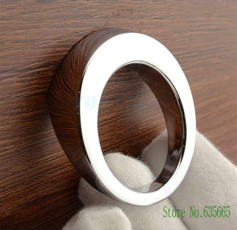 modern chrome kitchen cabinet knobs handles furniture new modern round chrome 16mm furniture hardware handles