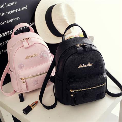 Bag Stuff Tas Ransel Korean Compact shoulder bag korean version of the 2018 fashion personality joker mini small bag 2017 new