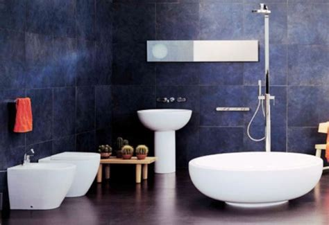 dark blue bathroom ideas pictures of dark blue bathroom tiles 10 pictures of dark