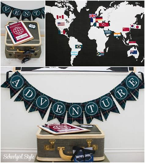 travel themed classroom decorations 25 best ideas about travel bulletin boards on