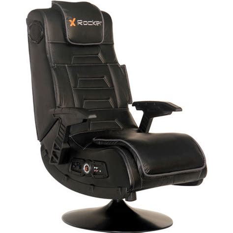 X Rocker 51396 Pro Series Pedestal 2 1 x rocker pro series pedestal 2 1 wireless audio gaming chair black 51396 walmart