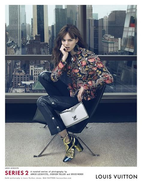 Louis Vuitton Ad by Connelly In Louis Vuitton 2015 Ad