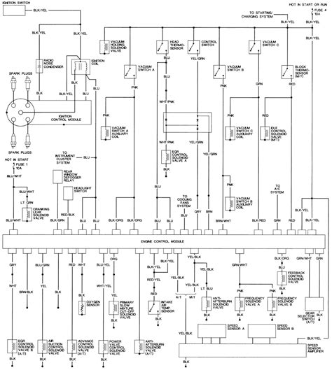 gsr distributor wiring diagram 28 images gsr