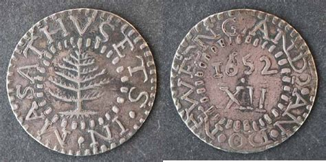 Top A 1652 pine tree shilling 1652 coin community forum
