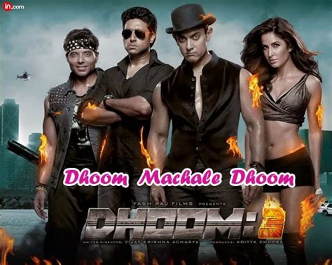 dhoom songs mp dhoom 3 2013 hindi title song download music india glits