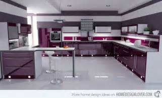 15 high gloss kitchen designs in bold color choices fox kitchen wall color ideas kitchen colors luxury house