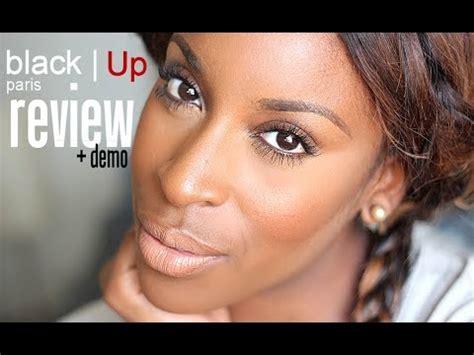 black up black up paris makeup review youtube