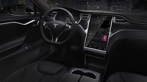 Interieur Tesla Model S