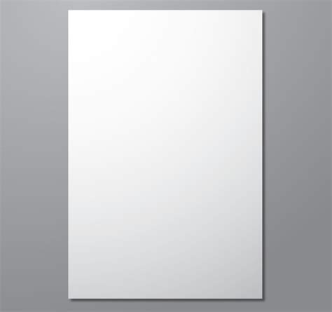 blank templates for posters template de folded ou folder para adobe illustrator