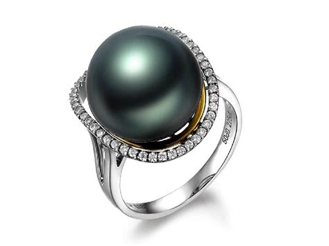 felicie tahitian pearl and ring tcx43768f