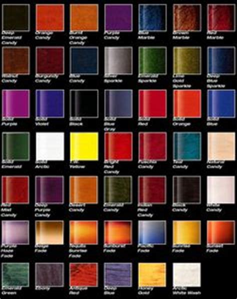 ppg motorcycle paint color chart ppg motorcycle paint codes colors autos post