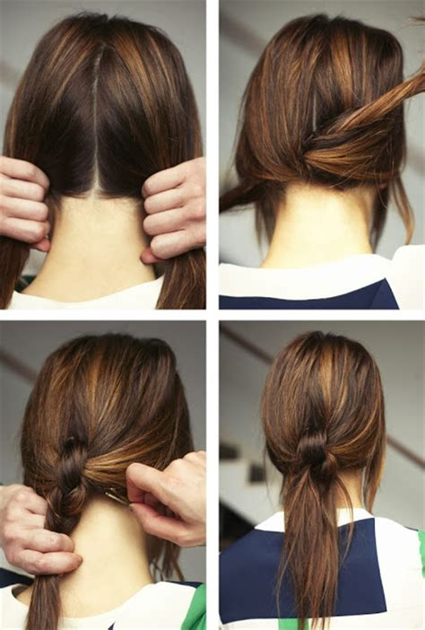 different hairstyles easy to make 15 different ways to make cute ponytails pretty designs