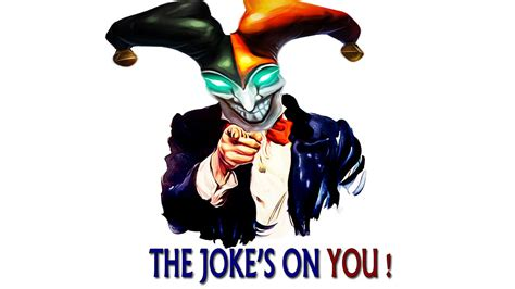 The Jokes the joke s on you how to ap shaco