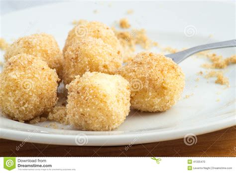 When Was Cottage Cheese Invented by Cottage Cheese Dumplings Stock Photo Image 41335470