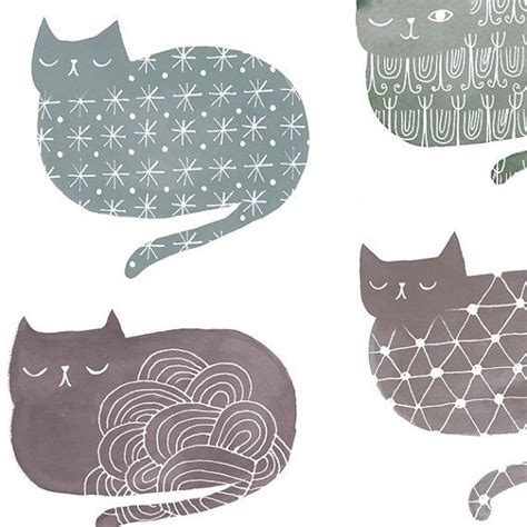 Payung Lipat 3 Fancy Motif Kucing 1264 best images about cats illustrations on tabby cats cats and tuxedo cats