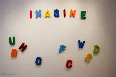 Home Decor Murals Sean Kenney Art With Lego Bricks Fridge Magnet Letters