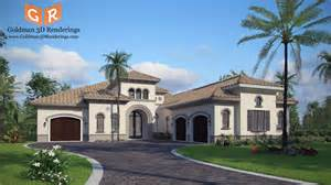 home developers 3d exterior residential rendering for home builders