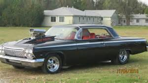 62 chevy impala pro for sale photos technical