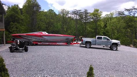 performance boats raystown pa whos towing larger boat with lifted truck page 2