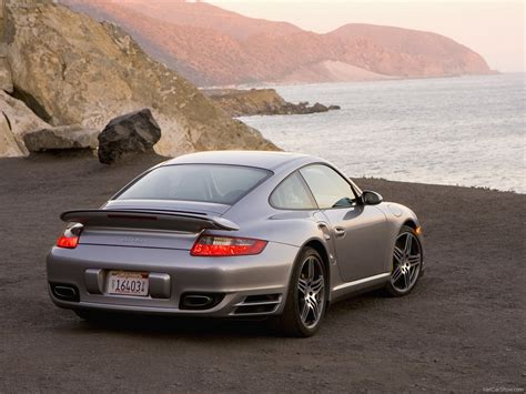 porsche carrera 2007 2007 silver porsche 911 turbo wallpapers