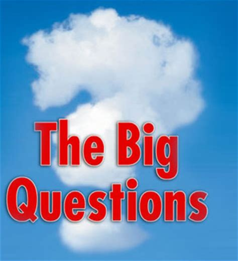 big questions from little steven landsburg the big questions tackling the problems of philosophy with ideas from