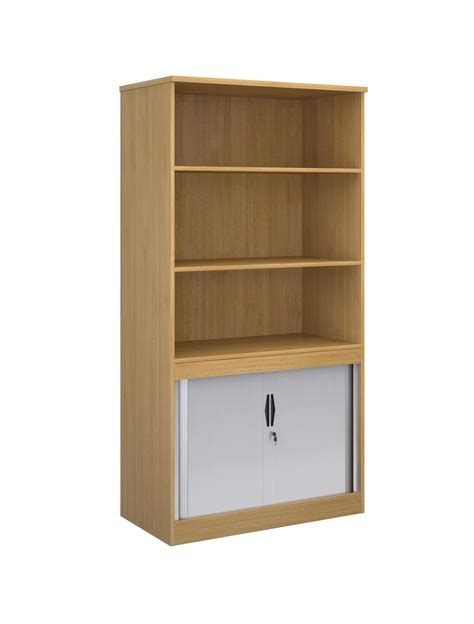 horizontal bookcase with doors system combination bookcase to20 121 office furniture