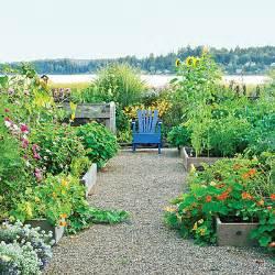 northwest vegetable garden great garden paths sunset