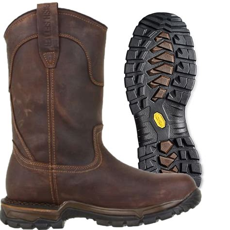 mens work boots ireland wing mens setter pull on wp steel toe work boots