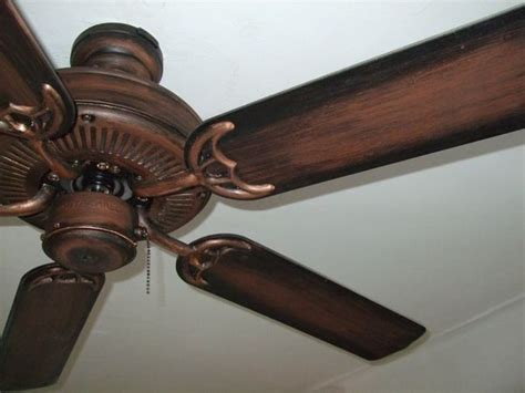 Painted Ceiling Fans by 1000 Ideas About Painting Ceiling Fans On