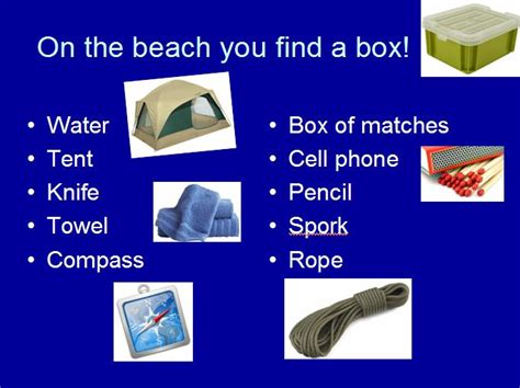 trapped on an island worksheet have you tried esl deserted island adventure