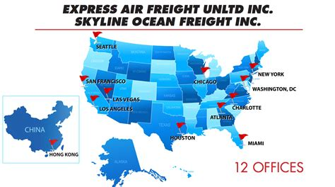 about express air freight nigeria