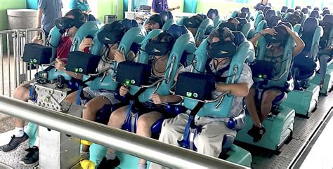 trends at seaworld theme park of the future a look at technology trends