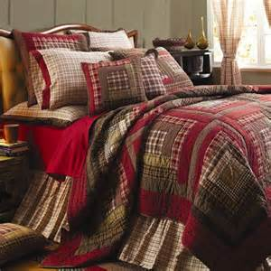Quilted Bedspreads Sale Shop Vhc Brands Tacoma Quilted Bed Covers The Home