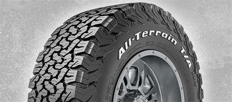 bf goodrich rugged terrain 275 65r20 f150 lt275 65r20 bf goodrich all terrain t a ko2 road tire bfg17764