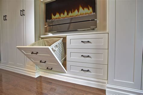 built in wall laundry space solutions custom built in fireplaces space